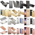 Aluminum Metal Bumper Case PC Back Cover For HUAWEI DI