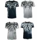 TAPOUT CORRUPTION AND DARKSIDE MMA UFC BOXERS CAGE FIGHTER PREMIUM T SHIRT
