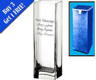 Best Birthday Presents - Personalised Engraved Vase Mother's Day Wedding Anniversary Birthday Review