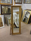 "NEW 3""(82MM) ORNATE GOLD LONG & FULL LENGTH DRESSING MIRROR - VARIOUS SIZES AV"