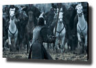 JON SNOW CANVAS PRINT POSTER PHOTO GIFT GAME OF THRONES BATTLE OF THE BASTARDS