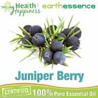 earthessence JUNIPER BERRY ~ CERTIFIED 100% PURE ESSENTIAL OIL ~ Aromatherapy