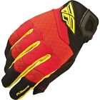 Fly Racing F 16 Glove Red/Black ( Pick Your Size )