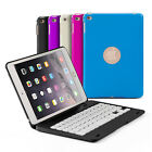 Bluetooth Wireless Keyboard With Stand Case Cover For Apple iPad Mini 4