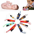 Toddler Baby Toy Dummy Pacifier Anti-drop Clip Chain Holder Soother Nipple Strap