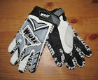 Kids Childrens Quad Wulf Wulfsport MX Motorcross Childs Air 5 Glove Grey - T