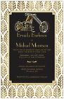 30 50 80 100 ART DECO Golden CHOPPER Motorcycle WEDDING Invitation Custom