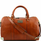 81412504 - TUSCANY LEATHER - TL VOYAGER - Weekend Reisetasche aus LEDER
