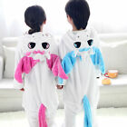 Hot Fancy Dress Cosplay Onsie Adult Unisex Hooded Pyjamas Animal Sleepwear UK