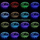 Multi-Color RGB 5M SMD 5050 Flexible LED Strips DC12V 36W 150LEDs Lights