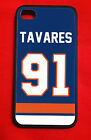 "John Tavares New York Islanders Iphone 4/4S 5/5C/5S 6(4.7"") 6 Plus Case Cover $45.99 USD on eBay"