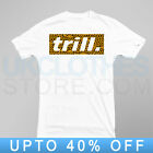 TRILL HYPE KINGS TRAPSTAR OBEY WASTED YOUTH RAP COMME RAP T SHIRT