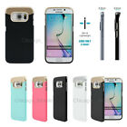 Prodegee Accent Fashionable Ultra Thin Slim Case for Samsung Galaxy S6 Edge USA
