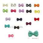 New 6 Widths Ribbon Bows Pinched Squareknot For Scrapbooking DIY Butterfly