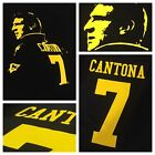 Eric Cantona Kung Fu Number 7 Premier League Legend Football T-Shirt