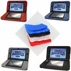 Fashion Silicone Soft Gel Protective Case Cover Skin for Nintendo 3DS XL LL
