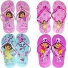 Flip Flops Beach Sandal DORA the Explorer Size 13-3 NWT