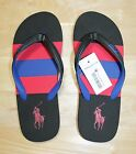 Polo Ralph Lauren Men  Flip-Flops size 8 , 9 , 12 new with tags