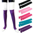 SASAKI Over Knee Leg Warmers Stirrup Legrest Type Rhythmic Gymnastics 5colors
