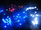 40x LED Super-bright Static (White / Blue / Multi) Xmas / Party / Fairy lights