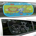 Clippasafe 2 Pack Baby / Child  Car Sunshades- FREE UK DELIVERY!!!
