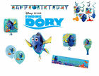 DISNEY FINDING DORY BIRTHDAY PARTY DECORATIONS Balloons, Swirls, Banners Etc
