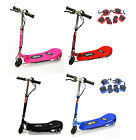 LED KIDS ELECTRIC E SCOOTER RIDE ON TOY RECHARGEABLE ESCOOTER MOTORISED