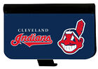CLEVELAND INDIANS SAMSUNG GALAXY & iPHONE CELL PHONE CASE LEATHER COVER WALLET