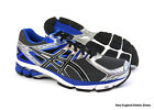 Asics men GT-1000 (3) running shoes sneakers - Lightning / Black / Royal $100