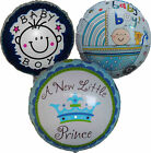 3PCES BABY BOY BALLOON BABY SHOWER WELCOME HOME CHRISTENING DAY DECORATION GIFT
