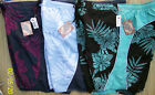 CARIBBEAN SWIMWEAR BIG MENS PIECED NYLON TRUNKS LIST$55