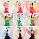 Belly Dance Show 360 Isis Wings gradient Colourful rainbow Colours