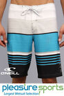 O'Neill Heist Men's Boardshorts - Blue White Quick drying Board Shorts Stretch