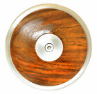 VIXEN Low Spin Discus in Brown, Throw Sporting Goods