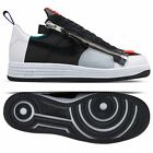 Nike NikeLab Lunar Force 1 SP/Acronym 698699-002 Black/White/Green Men's Shoes