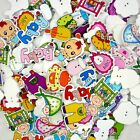10/50/200/500pcs Assorted Baby Cartoon Wood Button Lot Craft Card Embellish DIY