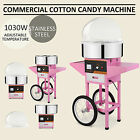 Electric Commercial Cotton Candy Machine Candy Floss Machine Factory Discount