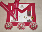 Masonic Craft Provincial Stewards Regalia - Choose your package