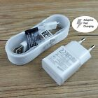 Original Adaptive Fast Charging Rapid Wall Charger For Samsung S6 S6 Edge Note 4