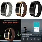 Bluetooth Wrist Activity Tracker Blood Pressure Heart Rate Monitor Smart Watch