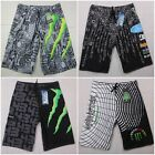 Hot Summer Men Quick-Dry Board Shorts Swimming Beach Trunks Surf Pants Swimwear