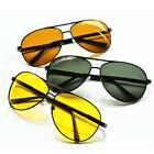 Men's Polarized UV Sunglasses Outdoor Sport Night Vision Driving Eyewear Glasses