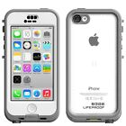 Lifeproof 2002 Water/Dirt/Show/Shock Proof Nuud Protective Case for iPhone 5C.