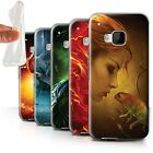 Dragon Reptile Phone Case/Cover for HTC One/1 M9