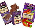 Harry Potter Official Bertie Botts Beans, Chocolate Frog & Jelly Slugs