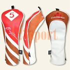 Golf Driver Fairway Wood Hybrid Headcover Cover For Honma Cleveland Ping Cobra