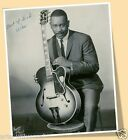 "WES MONTGOMERY - 11x14"" MATTE PRINT -  AUTOGRAPH REPRODUCTION JAZZ MUSIC"