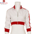 Women's Pokemon Go Trainer Red Hoodie For Team Valor Instinct Mystic Costume