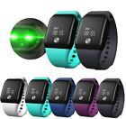 Bluetooth Fitness Activity Tracker Blood Oxygen Heart Rate Monitor Smart Band