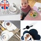 *UK Seller* Kids Silicone Cloud Shaped Kitchen Placemat Pad Dining Table Mat